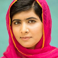 Malala Yousafzai - International Peace Messenger