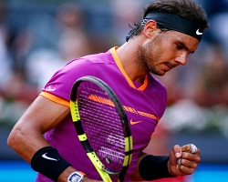 rafel nadal won Madrid Open