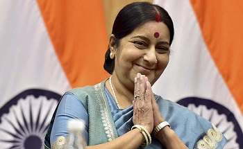 Country's First Videsh Bhavan ,External affairs Minister Sushma Swaraj