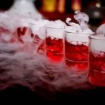banned mixing Liquid nitrogen in drinks
