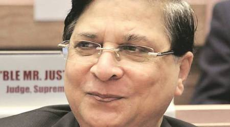Justice Deepak Misra appointed Chief Justice of India