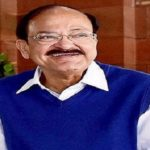Vice president of India - Venkaiah Naidu