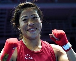Mary Kom wins Asian Boxing Championships gold, Sonia Lather won Silver
