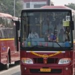 Surat got best city bus services award