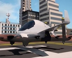 Uber joins with NASA for flying taxis Development