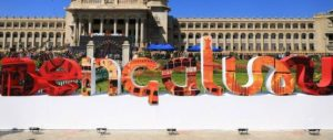 Bengaluru Becomes First City of India with Logo
