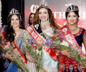 Shree Saini from Washington becomes Miss India USA 2017