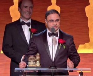 Indian engineer Vikas Sathaye awarded sci-tech Oscar Award