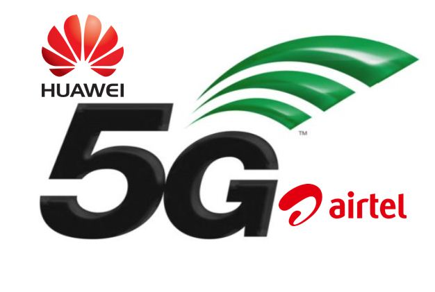 India's First 5G trial successful by Huawei and Airtel