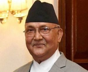 New prime minister of Nepal - KP Sharma Oli