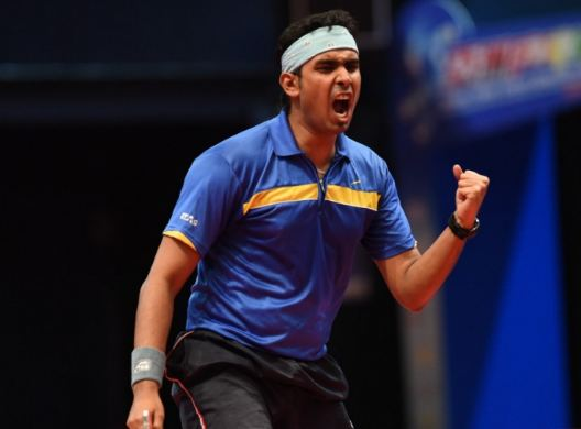 Sharath Kamal Won Table Tennis Nationals Championship