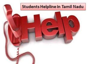 Tamil Nadu launches 24 hour helpline for students