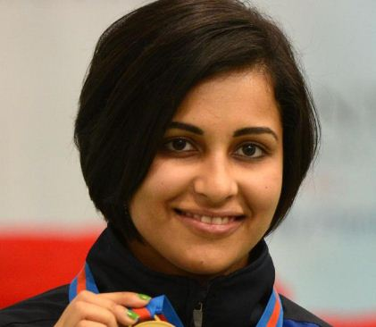 Heena Sindhu clinches gold in International Shooting in Hannover