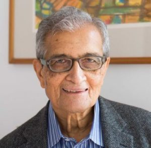 Amartya Sen - Indian Nobel Prize Winners in Economics