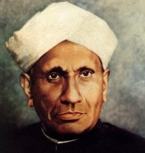 CV Raman - Indian Noble Prize Winners