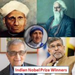Indian Noble Prize Winners