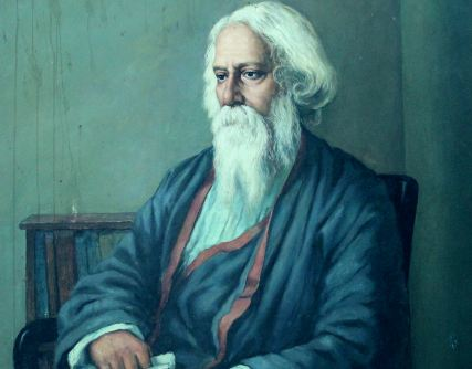 First Indian Noble prize winner- Rabindranath Tagore